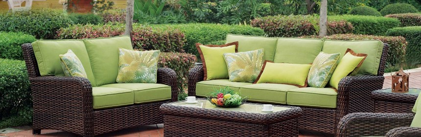 Wicker Furniture Isnu0027t Just For Outdoor Environments
